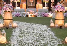The Wedding of Yukti and Novy by Mentari Dini by Lighthouse Photography