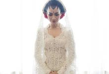 Yani & Tito Jogjakarta Wedding by SVARNA by IKAT Indonesia Didiet Maulana