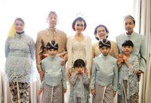 Tito & Yani Wedding by One Heart Wedding