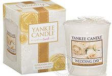 Wedding souvenirs by YANKEE CANDLE