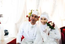 Yazid & Hafizah by The Vanilla Project