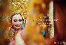 FUN-tastic Wedding Yeni & Pilko by Alonk Darb Photography