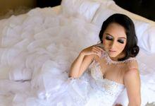 Pre-wedding Makeup by Santy Chen Makeup Artist