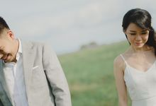 Yihan and Henri Sumba Couple Session by Terralogical