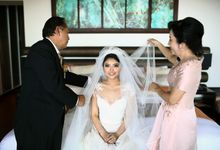 Yoan Devina Wedding by Lona Makeup