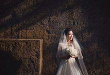 Yoanna Wijaya & Darius Widjajamukti by Mel Ahyar Bride