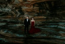 The Prewedding of Yudy and Lily - Sydney by Lighthouse Photography