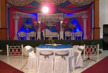 Akbar and Yulia by D'Best Wedding Organizer