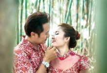 Jusan & Chin by Canda Photography