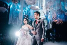 Intimate Wedding at Vasa Grand Ballroom by Vasa Hotel Surabaya