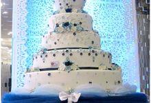 ZP Navy Blue by It's Cake Surabaya