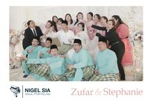 Wedding of Zufar & Stephanie by Nigel Sia | Visual Storytelling