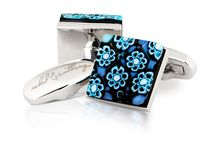 Murano Glass Cufflinks by rahul & anthony