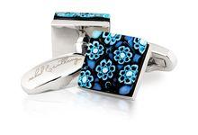 Murano Glass Cufflinks by rahul & anthony