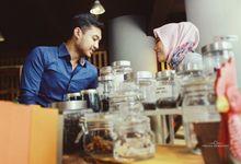 PREWEDDING DHANY & RAHMI by Otama Pictures