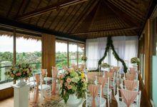 Wedding at Sthala Chapel by Sthala, A Tribute Portfolio Ubud Bali by Marriott International
