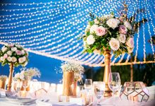 Rock and Kupu Wedding by Luna Events and Decor
