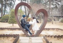 PREWED SESSION EDWARD & UTHARY by Daperture Studio