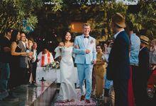 TOM & JENNIFER WEDDING by asaduaphotography