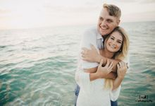 Riechanne and Travis Engagement Session by iZO Photography