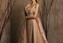 Poise of Goddess FW18 by Krinoline