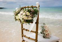 Floral Arrangements by Shangri-La's Boracay Resort and Spa