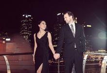 Kenneth + Marcella Singapore Prewedding by Picstory Photography