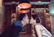 Ikoh + Lhieta Jakarta Prewedding by Picstory Photography