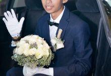 Christian Michelle Wedding Day by Darwis Triadi Digital Studio Photography Surabaya