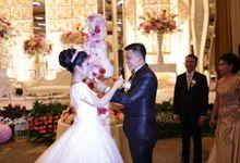 Adrian & Astrid Reception by Impressions Wedding Organizer