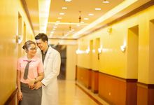 MARLO & KRISTINE ENGAGEMENT by Aying Salupan Designs & Photography