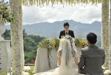 Wedding Venue by Burgundy Dine & Wine @ Pramestha