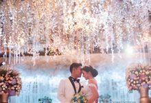 Nina Zatulini & Chandra Tauphan Wedding by Diera Bachir Photography