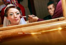 The Wedding Of Lulum & Dedem by VC Photography smi