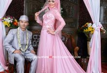 The Wedding Of Cahya & Wildan by VC Photography smi