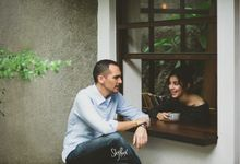 Couple Session Maria & Mahdy by SKYBOX