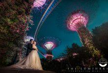 Singapore prewedding 2 by The Luminari