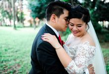 Armand and Edmea Wedding Highlights by Dauntless Blissful Creatives