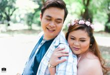 Joseph X Ruby Engagement Session by Dauntless Blissful Creatives