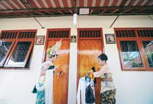 Bali Wedding by Rudhia Salon & Photography