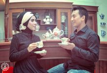 RIZKY & EKY PREWEDDING AT BUMIAYU by OPUNG PHOTOGRAPHIC
