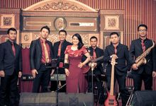 Wedding of Rudi and Vina by Kristo Music Entertainment