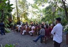 Ario and Bunga Wedding at Plataran Canggu Bali Resort and Spa by Plataran Indonesia