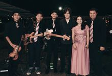 ft Once Mekel - Wedding of Jeffri and Jola by Kristo Music Entertainment