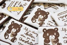 Merchandise for Denu Cokelat by KRAVITAVI