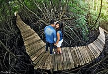 Baliprewedding Krisna & Eka by Rudhia Salon & Photography