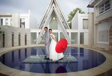 Rental Chapel for Prewedding ( photo shooting ) by Amanda Chapel