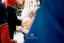 Wedding Eddy & Vemira by Delights Story