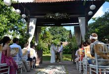 Luke and Farah Wedding at Plataran Canggu Bali Resort and Spa by Plataran Indonesia
