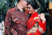 Engagement of Vega & Michelle by RETORIKA